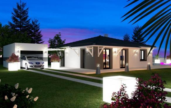 Maison à vendre .(100 m²)(SERVIAN) avec (ESQUISS 34)