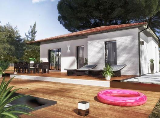 Maison à vendre .(90 m²)(MONTAGNAC) avec (ESQUISS 34)