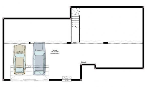 Maison+Terrain à vendre .(124 m²)(TALLENDE) avec (LES DEMEURES REGIONALES)
