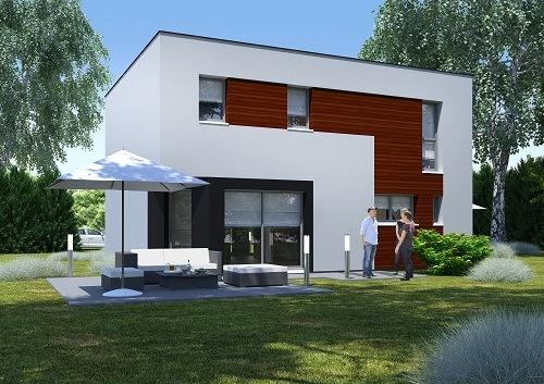Maison+Terrain à vendre .(128 m²)(EVRY GREGY SUR YERRE) avec (LES MAISONS.COM)
