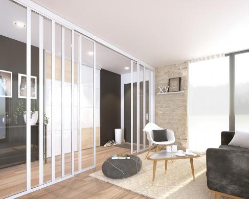 Maison+Terrain à vendre .(124 m²)(REBAIS) avec (LES MAISONS.COM)
