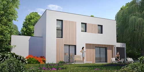 Maison+Terrain à vendre .(149 m²)(BOISSISE LA BERTRAND) avec (LES MAISONS.COM)