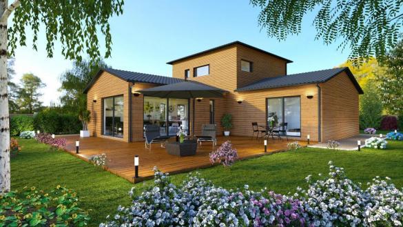 Maison+Terrain à vendre .(130 m²)(THUMERIES) avec (Ami Bois Arras)