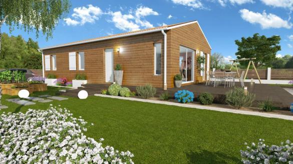 Maison+Terrain à vendre .(80 m²)(LAPUGNOY) avec (Ami Bois Arras)