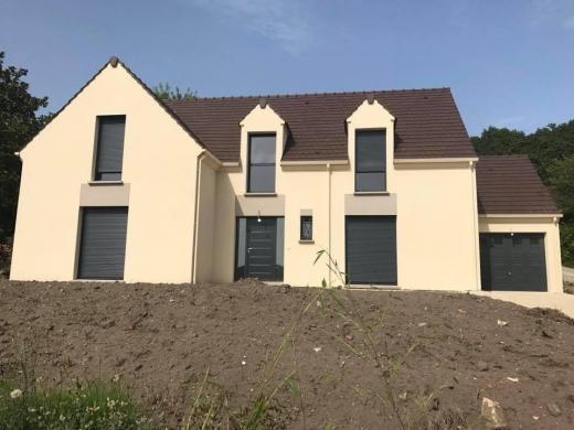 Maison+Terrain à vendre .(110 m²)(BONNIERES SUR SEINE) avec (MAISON FAMILIALE)