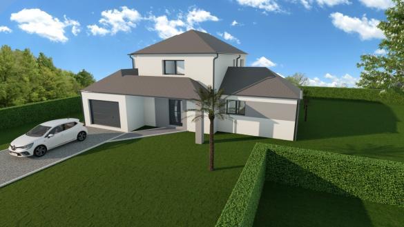 Maison+Terrain à vendre .(120 m²)(LIMAY) avec (MAISON FAMILIALE)