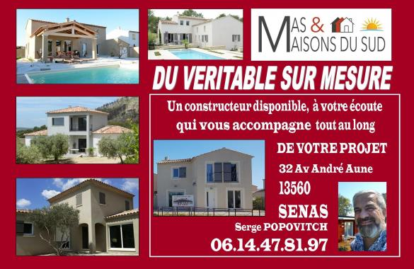 Maison à vendre .(90 m²)(MEYRARGUES) avec (MAS MAISONS SUD)
