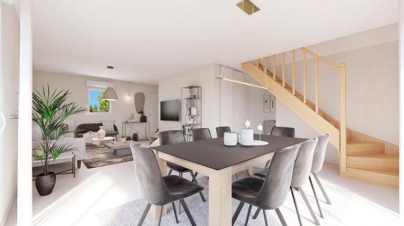 Maison à vendre .(95 m²)(FUSSY) avec (Maisons Hexagone BOURGES)