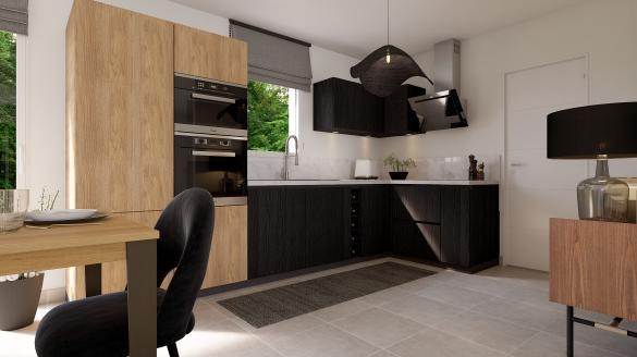 Maison à vendre .(105 m²)(POILLY LEZ GIEN) avec (Maisons Hexagone GIEN)