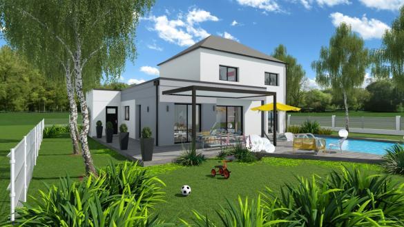 Maison à vendre .(116 m²)(COMBS LA VILLE) avec (AGENCE LOGELIS LA ROCHETTE)