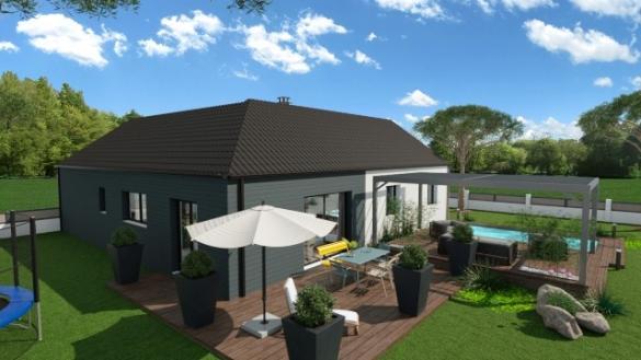 Maison à vendre .(99 m²)(SIVRY COURTRY) avec (AGENCE LOGELIS LA ROCHETTE)