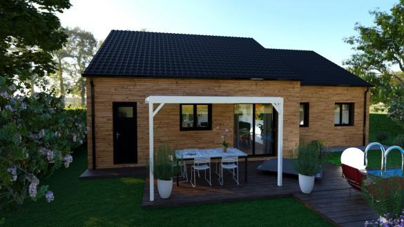 Maison à vendre .(94 m²)(SAINT MAMMES) avec (AGENCE LOGELIS LA ROCHETTE)