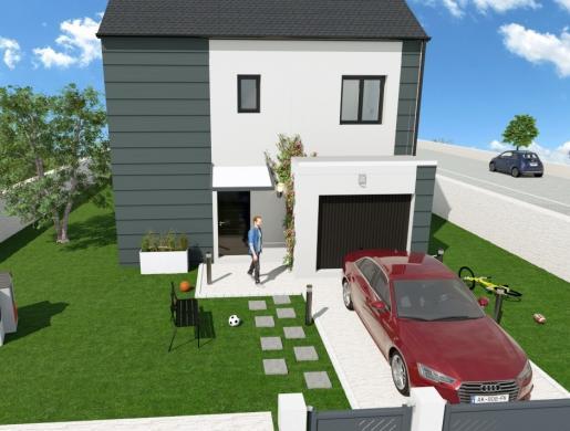 Maison à vendre .(105 m²)(SAINT GERMAIN LAVAL) avec (AGENCE LOGELIS LA ROCHETTE)