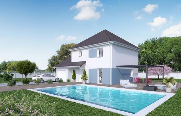 Maison à vendre .(95 m²)(INGRE) avec (Créa Concept Orléans)