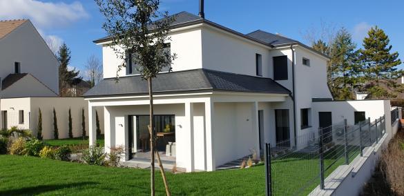 Terrain à vendre .(516 m²)(FREPILLON) avec (ARCHIVIM CORMEILLES EN PARISIS)