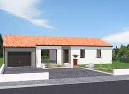 Maison+Terrain à vendre .(85 m²)(LE BOULOU) avec (LH CONSTRUCTION)